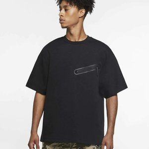 Nike Sportswear Tech Fleece Short Sleeve Top CZ350